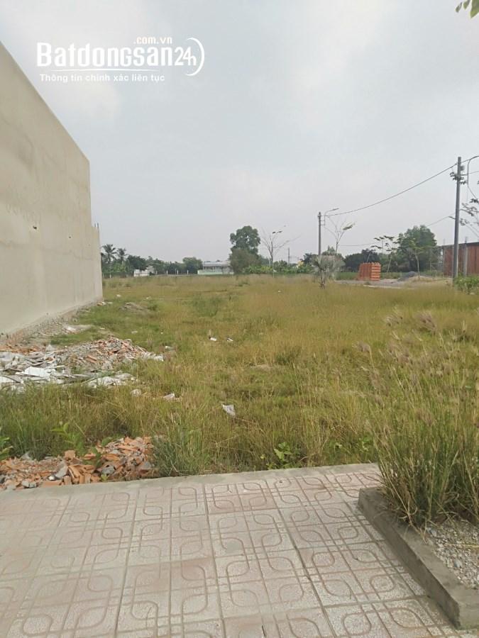 Bán đất nền phân lô Đường ĐT 826, Xã Long Trạch, Huyện Cần Đước