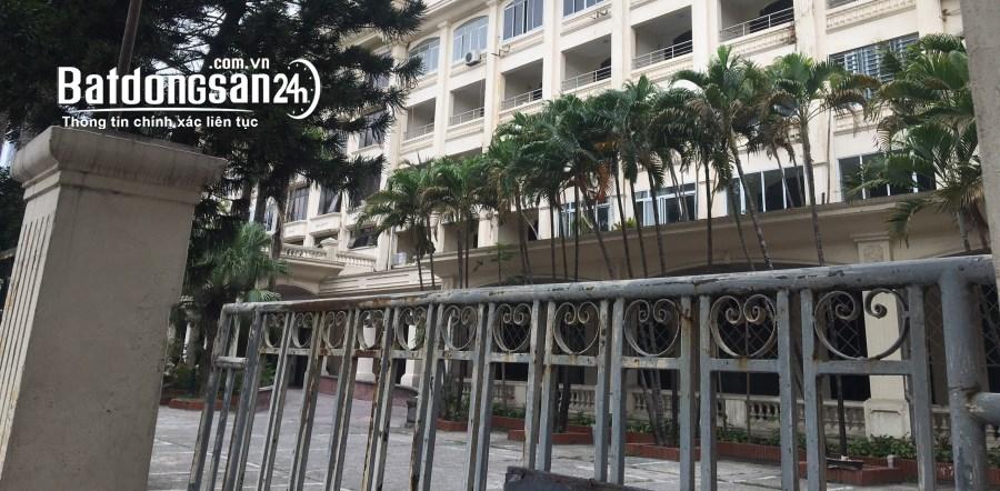 Cả tòa nhà 3000m2 x 5 tầng, mặt tiền 150m. Hà Đông