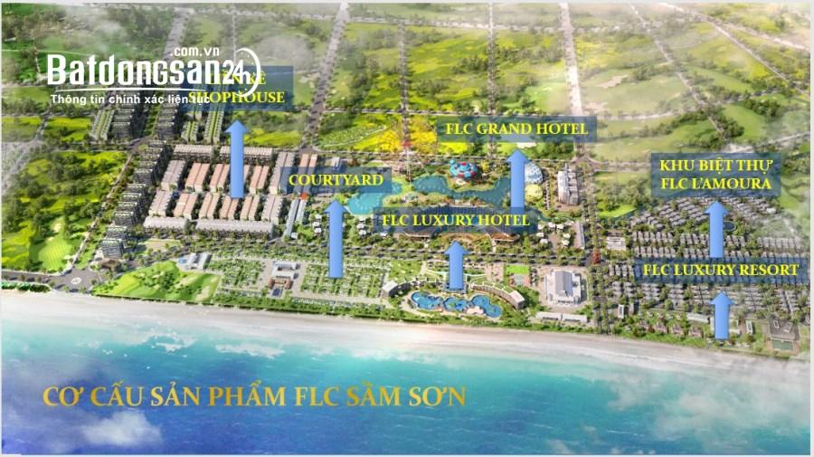 Cần bán nhanh LK 18 dự án FLC Sầm Sơn Thanh Hóa
