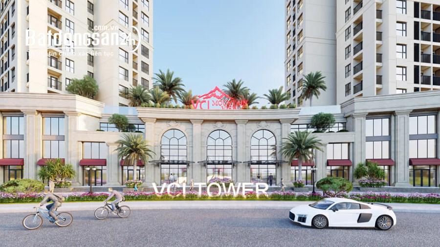 Bán căn 1 ngủ chung cư VCI Tower Vĩnh Yên