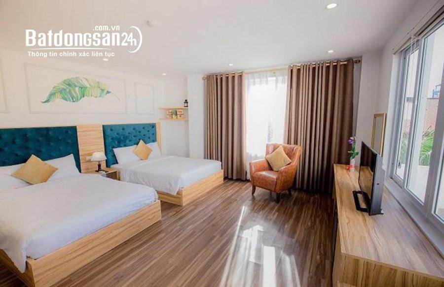 Cho thuê khách sạn 3 lầu đường Lê Hồng Phong, Phường 8, Tp Vũng Tầu