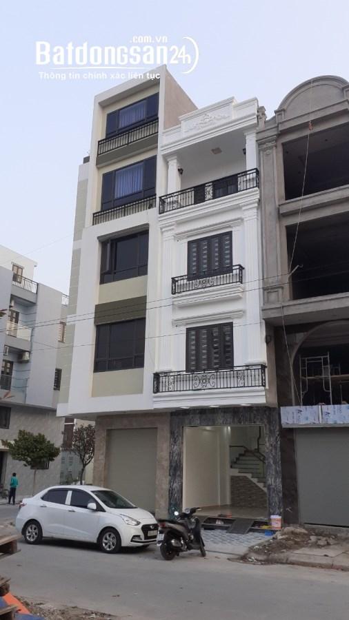 Bán nhà 4 tầng Mới Xây khu TĐC gần Bx.Vĩnh Niệm, Lê Chân, Hải Phòng