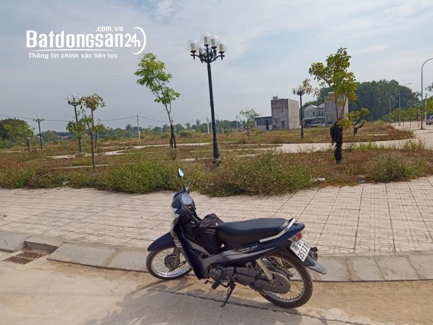 Cần bán lô KDC Sành Sứ, TT La Hà, Huyện Tư Nghĩa, Tỉnh Quảng Ngãi