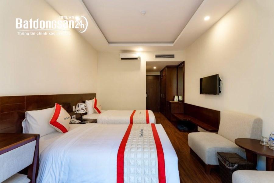 Cho thuê khách sạn 180m2 đường Phan Văn Trị, Phường Thắng Tam. Hướng Đông Bắc