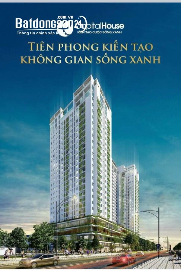Bán căn hộ chung cư Chuẩn xanh 68m2, Đường Điện Biên Phủ, TP - Quy Nhơn