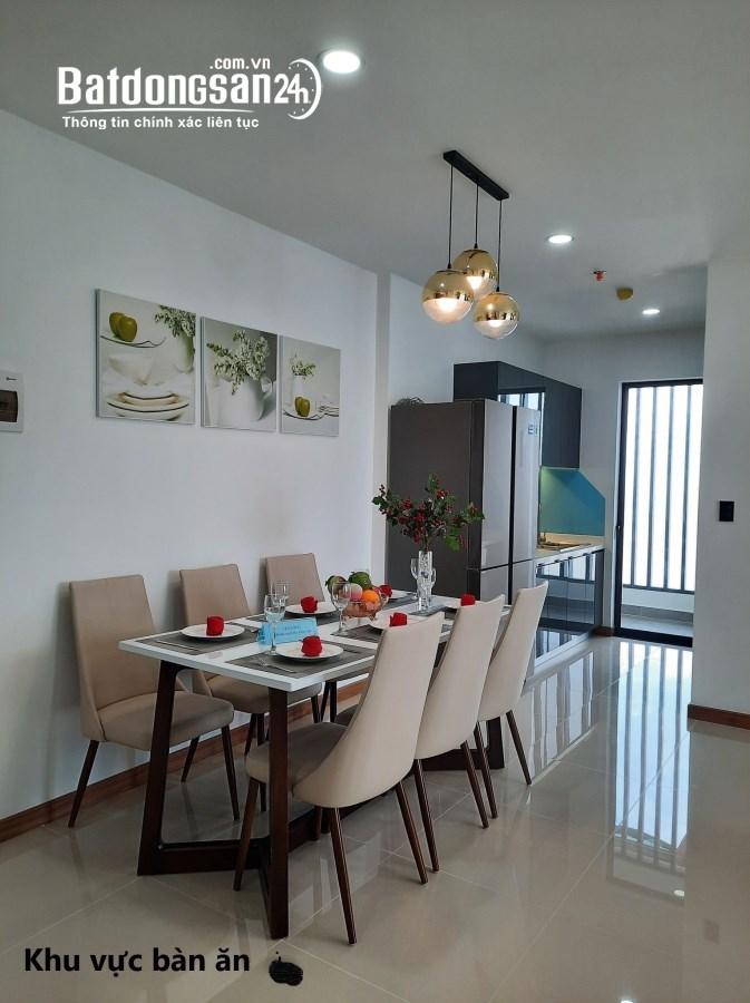 Sống như nghỉ dưỡng tại căn hộ Phu Tai Residence