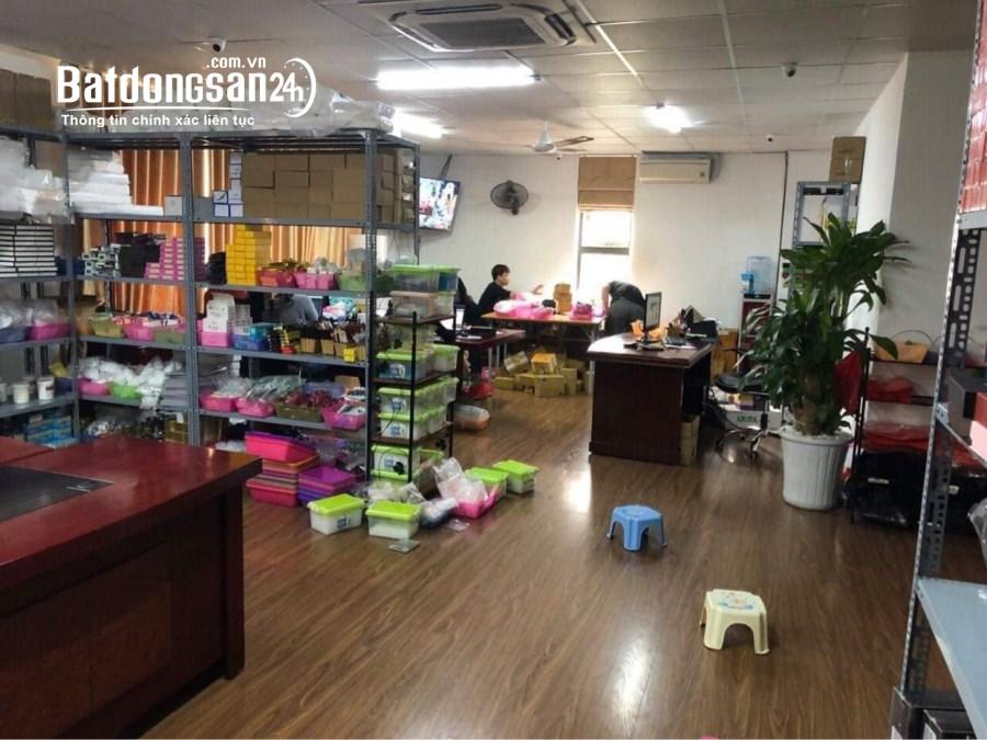 Cho thuê Văn phòng cực đpẹ kv Vũ Trọng Phụng - DT 100m2 giá rẻ chỉ 12.5 tr/th