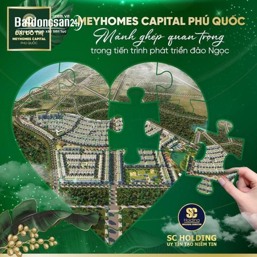 Bán nhà Meyhomes Capital Phú Quốc, Đường Trần Hưng Đạo, Huyện Phú Quốc