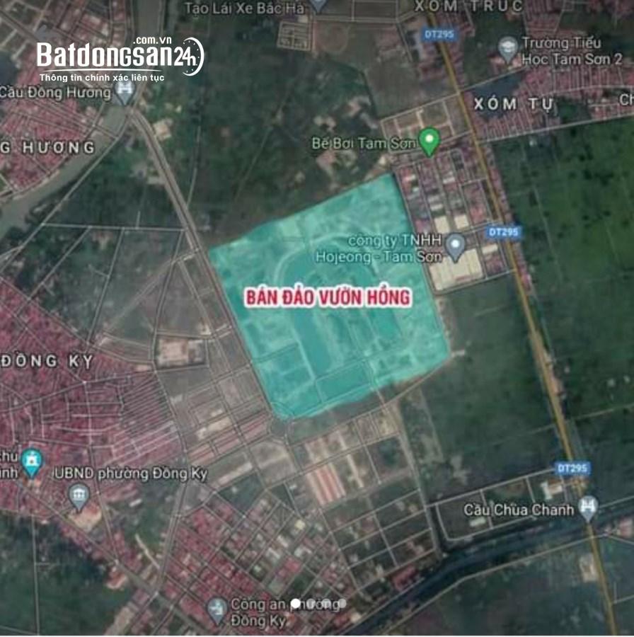 Bán đất Nam Hồng Garden, Thị xã Từ Sơn