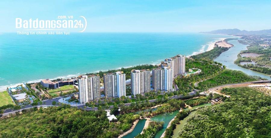 Căn view Biển và khu phức hợp tiện ích đẹp nhất Hồ Tràm Complex