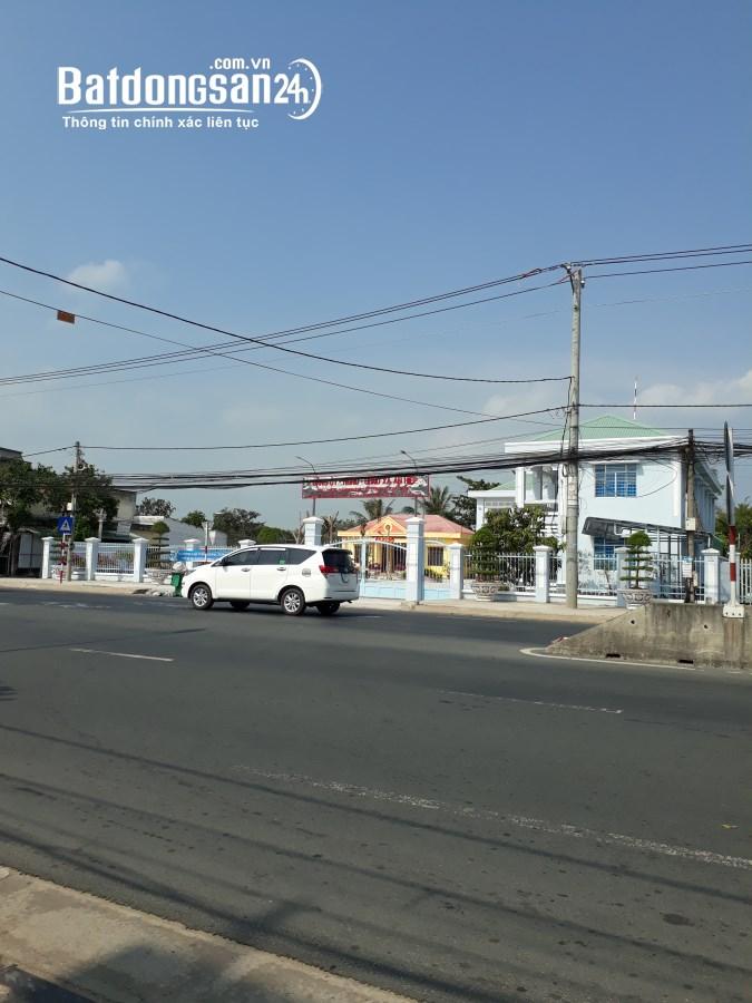 Bán đất Đường Quốc lộ 1A, Xã An Hiệp, Huyện Châu Thành