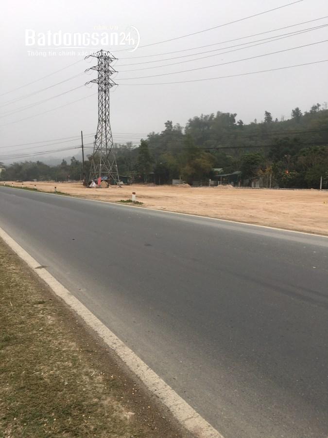 Bán nhanh lô đất vị trí đẹp, dự án đất đấu giá phường Kỳ Sơn, TP Hòa Bình.
