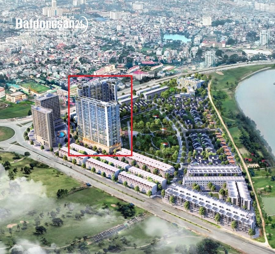 Bán căn hộ chung cư 5* The Minato Residence, Hải Phòng giá 2.55 tỷ