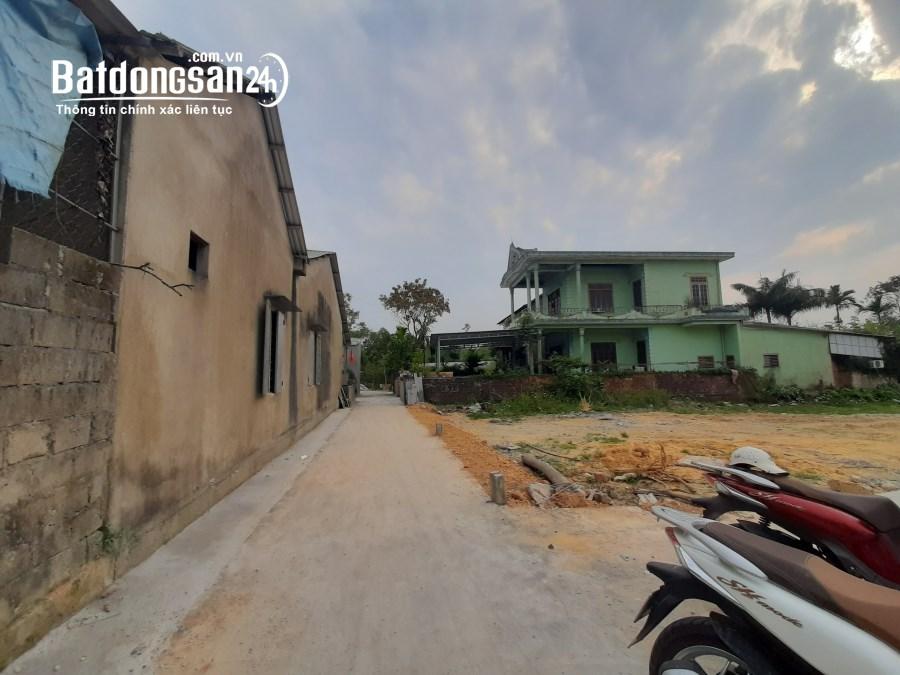 Đất Minh Mạng, Thuỷ Bằng sát Vũ HomeStay   -  Diện tích: 88m2