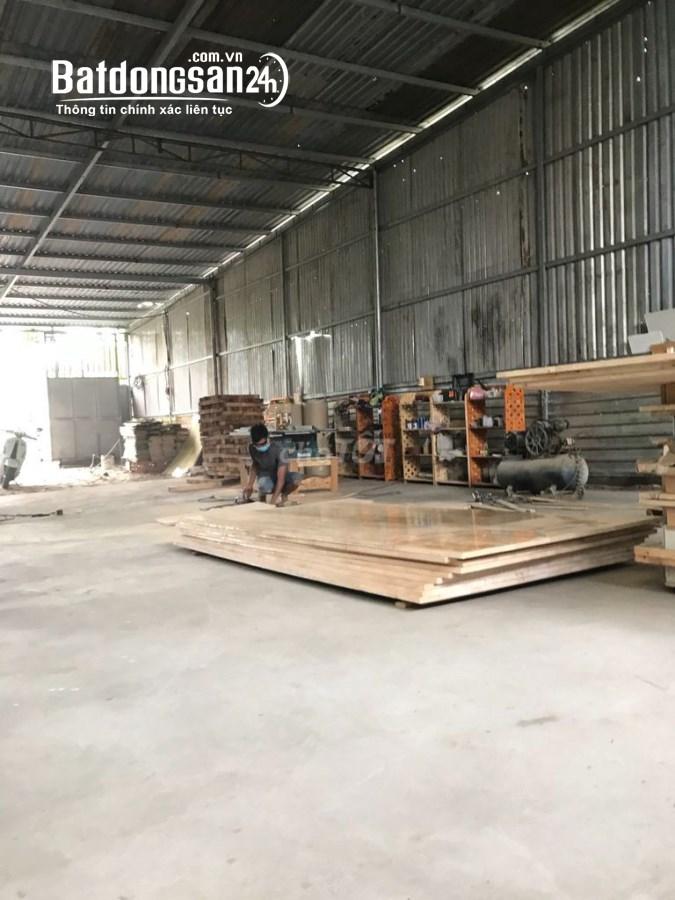 Cho thuê nhà xưởng P.Phú Hòa Tp Thuận An Bình Dương