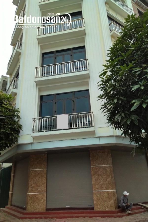 Cho thuê 3 tầng riêng biệt,  mỗi tầng 75m2. 3 mặt thoáng khu đấu giá Vạn Phúc