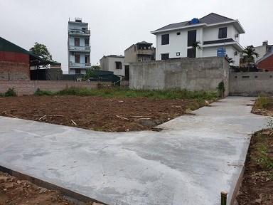 Bán đất Gần nhà thờ giáo xứ Sa Cát, gần đường Long Hưng - Hoàng Diệu - Thái Bình