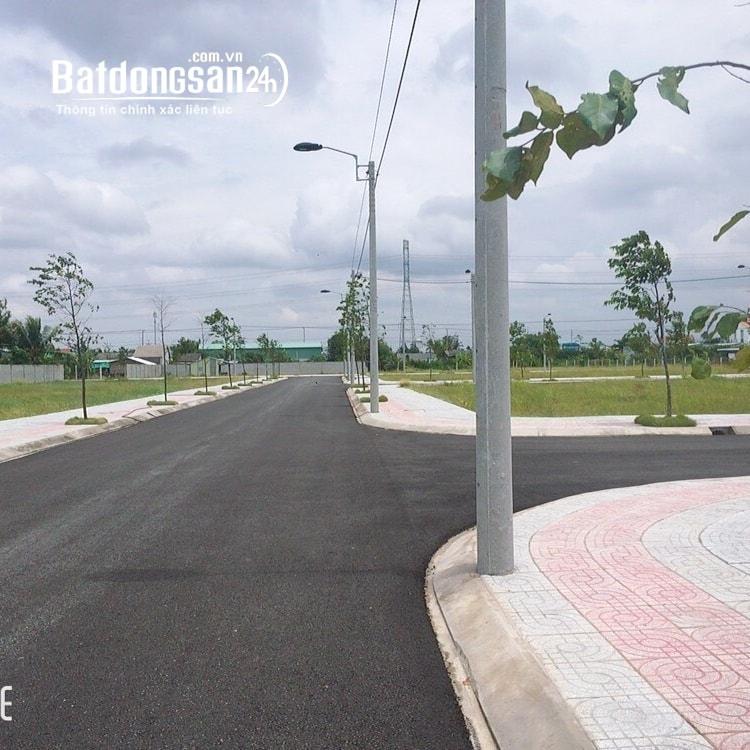 Bán Đất Cần Giuộc ngay KCN Cầu Tràm ngay UBNN xã Long Trạch giá rẻ