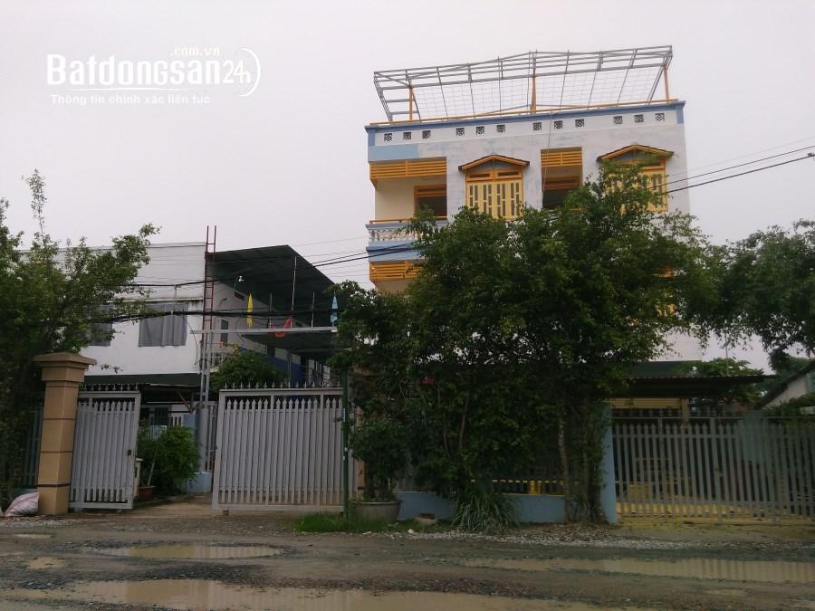 250m2 nhà Xưởng- Kho hàng Đường Bùi Công Trừng , Xã Nhị Bình, Huyện Hóc Môn