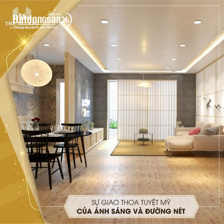 Bán căn hộ chung cư The Minato Residence chuẩn 5 sao