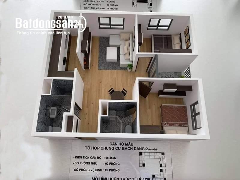 Đại lý phân phối dự án chung cư Bạch Đằng Trần Hưng Đạo – Thành Phố Hải Dương.