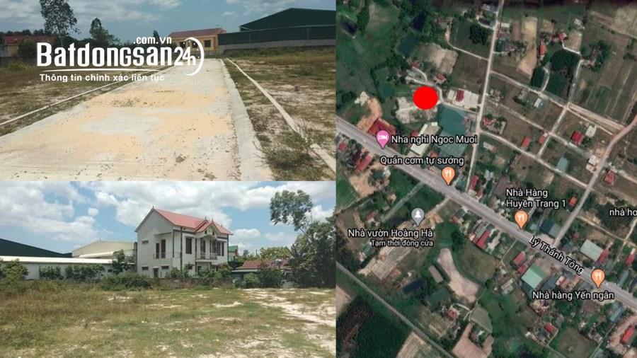 Bán lô đất ở gần nhà văn hoá xã thô 7 lí Trạch giá đầu tư