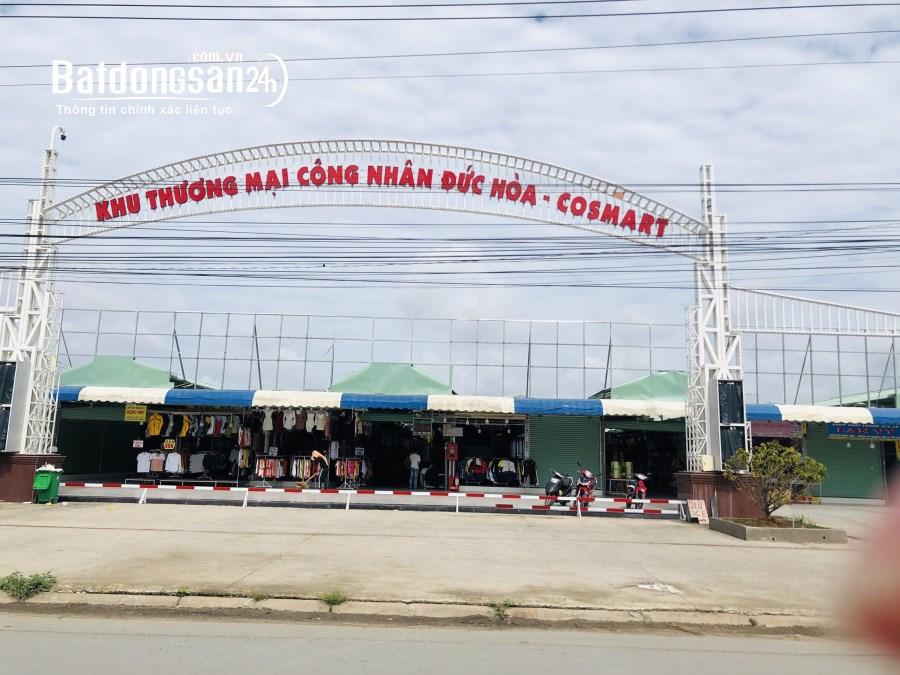 Bán đất Đường Tỉnh Lộ 10, Xã Đức Hòa Hạ, Huyện Đức Hoà