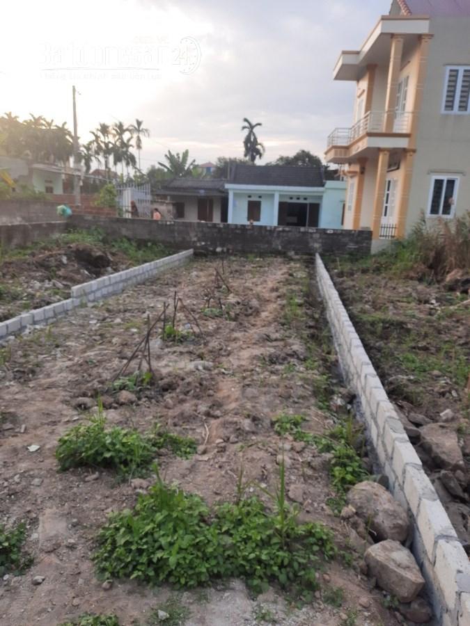 Bán đất Đường Cầu Đen, Xã Hòa Động, Huyện Thuỷ Nguyên