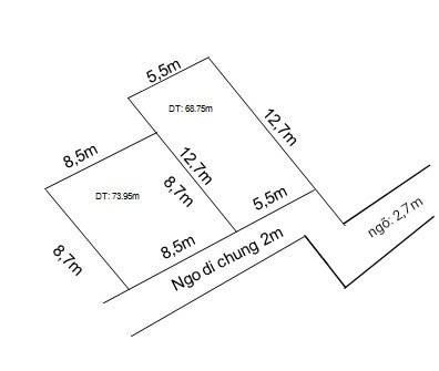Bán đất Đường 359, Xã Thủy Đường, Huyện Thuỷ Nguyên, Hải Phòng