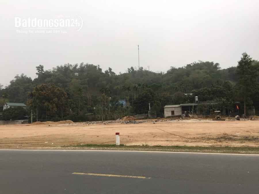 Lô đất siêu phẩm mặt đường Quốc lộ 6A, phường Kỳ Sơn, Hòa Bình