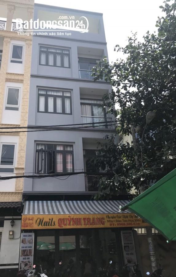 Bán nhà mặt phố Đường Lê Tự Tài, Phường 4, Quận Phú Nhuận