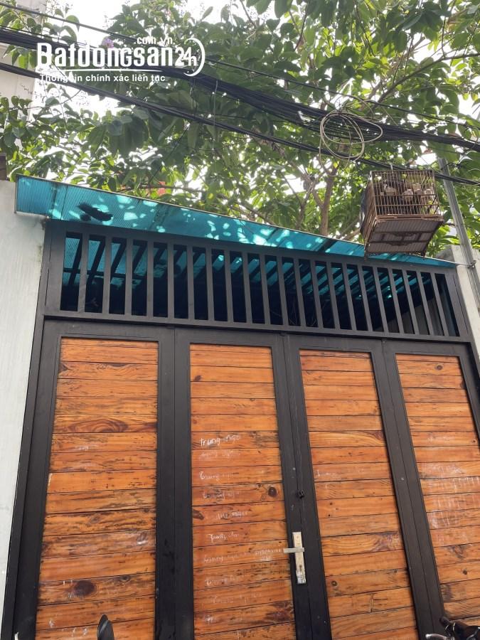 Bán nhà HXH Nguyễn Tư Giản, P12, Gò Vấp, 3.8x12m, 1 trệt, 1 lửng, 3.8 tỷ
