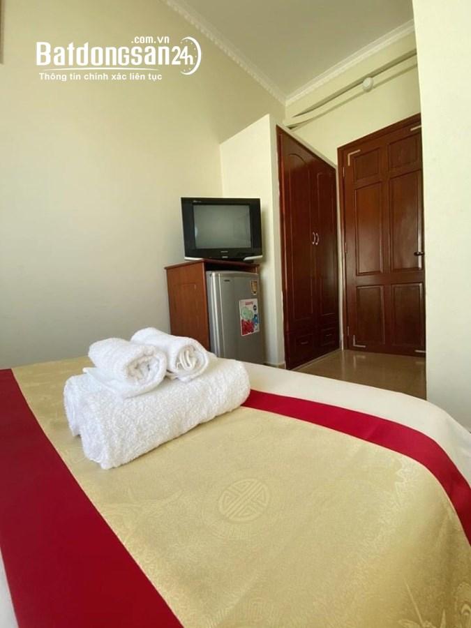 Cần cho thuê khách sạn 1T7L đường Phan Văn Trị, Phường Thắng Tam, Tp Vũng Tầu