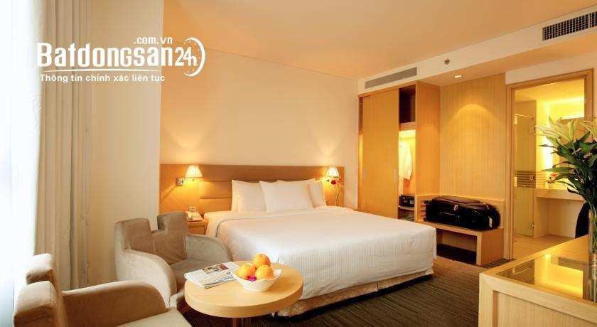 Cho thuê gấp khách sạn 50 phòng mới đẹp đường Thùy Vân, Phường 2.