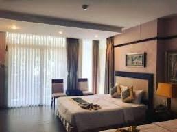 Cho thuê khách sạn 42 phòng đường Thùy Vân, Phường 2, Tp Vũng Tàu. Hướng Tây Nam