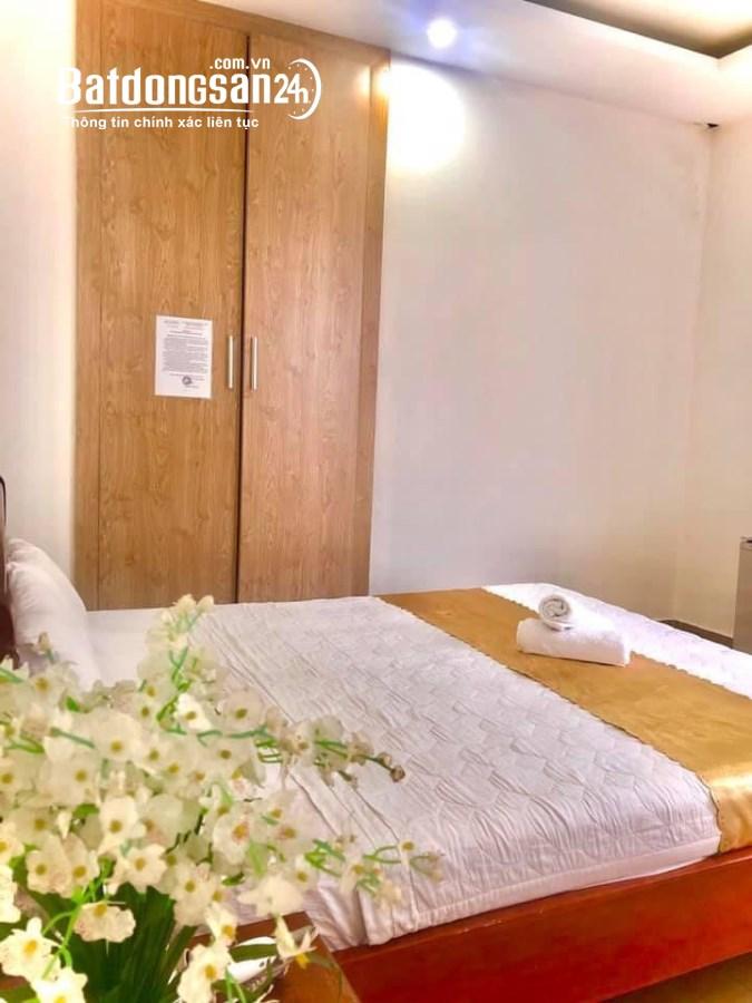 Cần cho thuê gấp khách sạn 6 lầu Đường Phan Chu Trinh, Phường 2, Tp Vũng Tàu