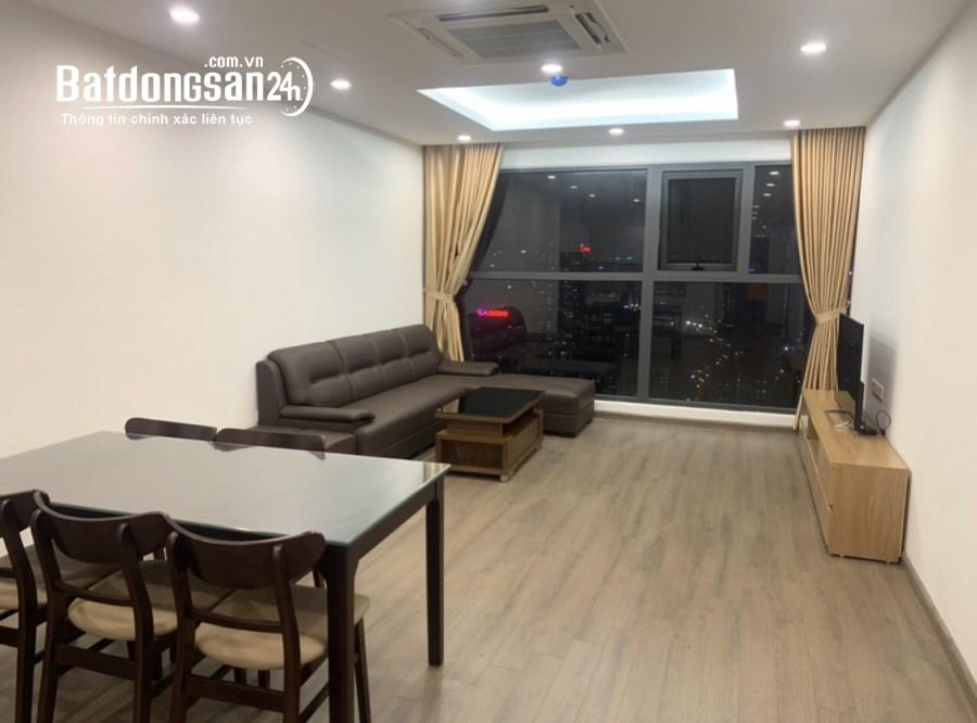 Cho thuê căn hộ chung cư Mulberry Lane- Mỗ Lao, Hà Đông 2 Ngủ Đủ Đồ Full