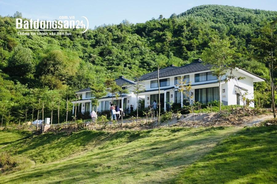 Biệt thự nghỉ dưỡng ven đô Hasu Village Hòa Bình sở hữu lâu dài chỉ từ 1.9 tỷ
