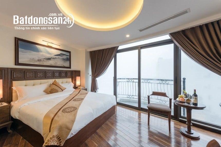 Cho thuê khách sạn 31 phòng Đường Phan Văn Trị, Phường Thắng Tam.