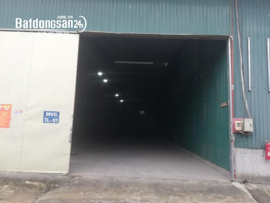 Cho thuê kho xưởng Đường Quốc Lộ 32 Trạm Trôi, Tân Lập