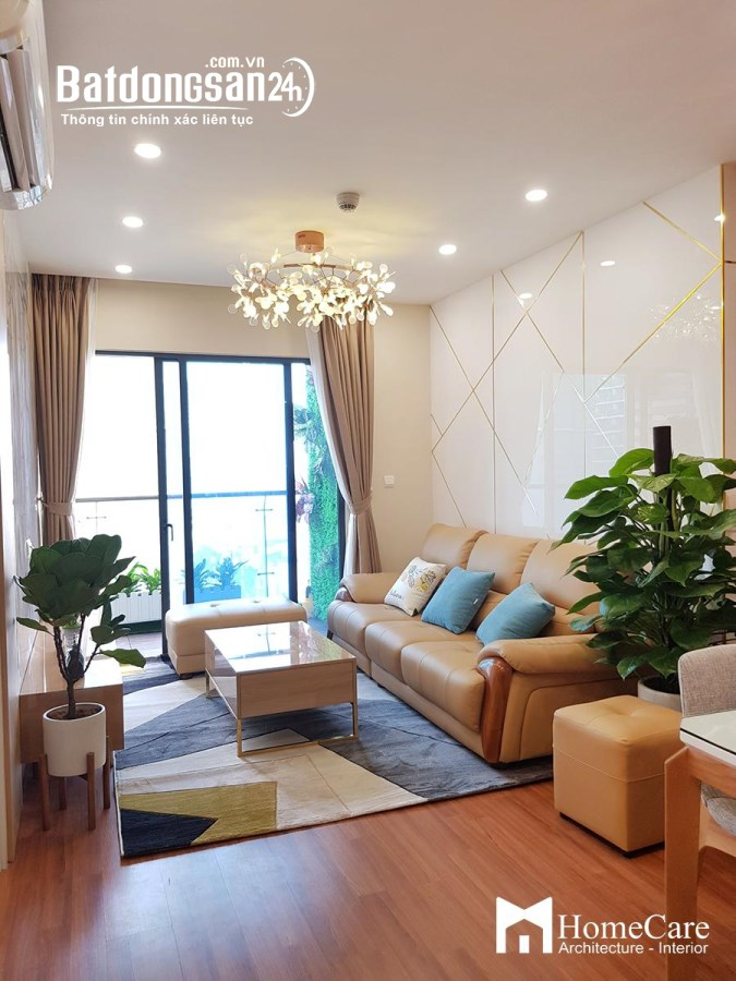 Cho thuê căn hộ chung cư Ecolife Capitol- 58 Tố Hữu 1, 2 Đến 3 Ngủ Full Đủ Đồ