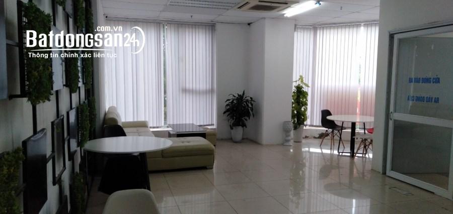 Văn phòng phố Thành Thái, bao phí dịch vụ, từ 7TR