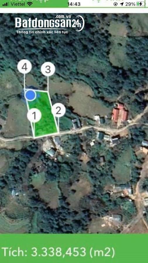 Bán 2700m đất khu  Xã Y Tý, Huyện Bát Xát,lào cai