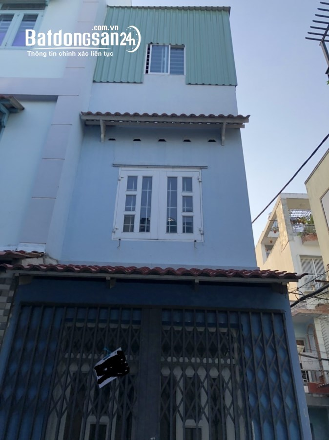 Nhà Lạc Long Quân 30m2, Hẻm xe tải, lô góc giá 3,2 tỷ O901790473 P10 Tân Bình