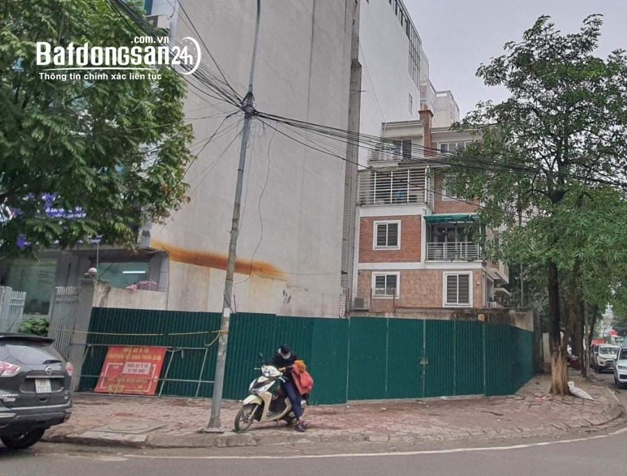Mp Lê Đức Thọ,NTL.L/góc vỉa hè rộng.xây Tòa VP 10t,KD 200tr/th.DT175m. 32 tỷ