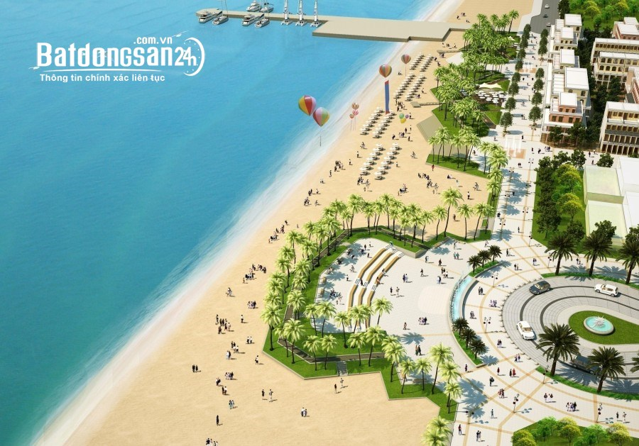 Bán dự án 12ha ngay khu du lịch Hồ Tràm Strip, Xuyên Mộc, Bà Rịa - Vũng Tàu