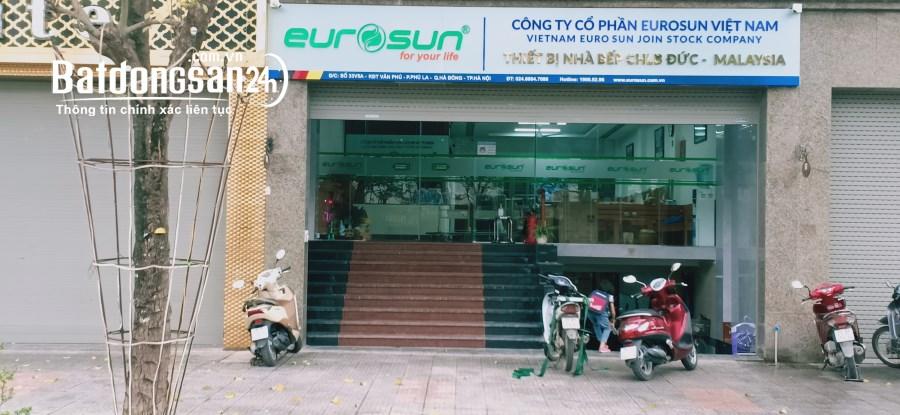 Bán Biệt Thự V5A KĐT Văn Phú, đường Lê Trọng Tấn, Phú La, Hà Đông: 126m2*7T*MT7m