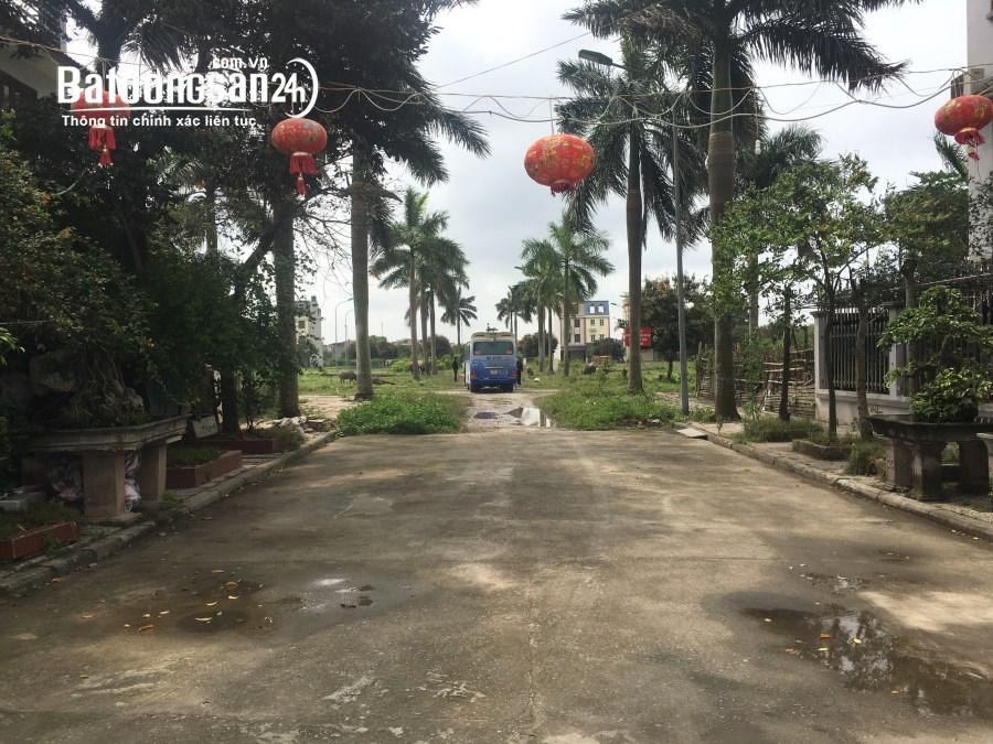 Bán đất Đường Phạm Ngũ Lão, Phường Hồng Châu, TP Hưng Yên