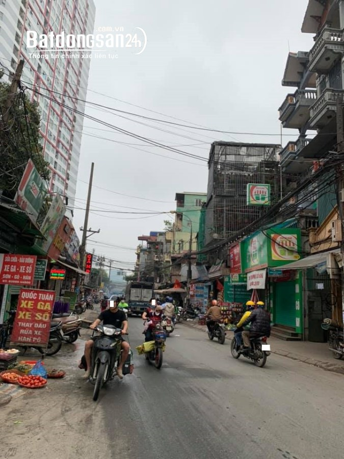 130 triệu/m2 nhà mặt phố Định Công gần Giải Phóng, 200m2, mặt tiền 6.3m