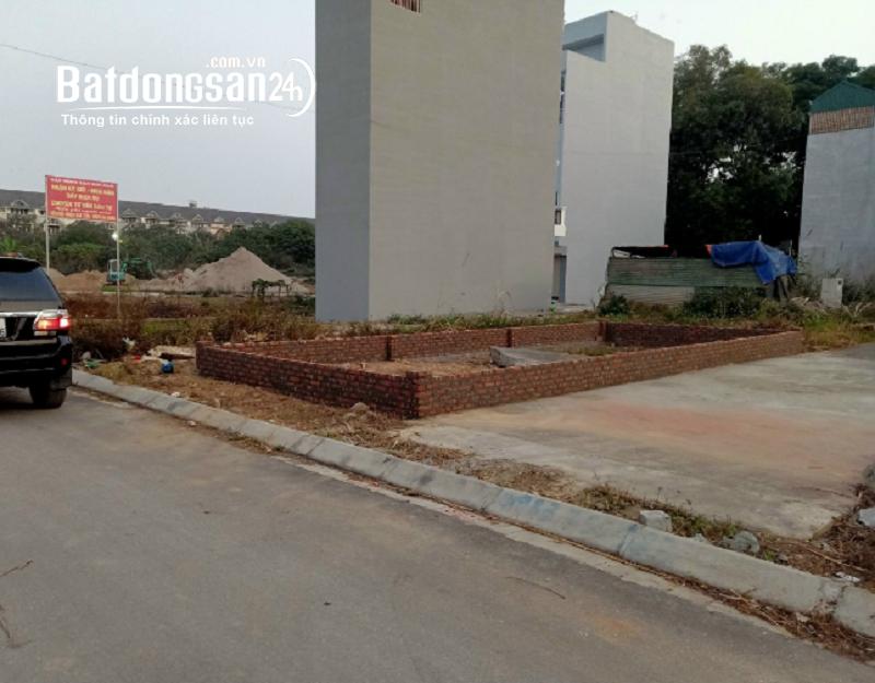 Bán mảnh đất dịch vụ tại khu đô thị HUD, Vân Canh, Hoài Đức